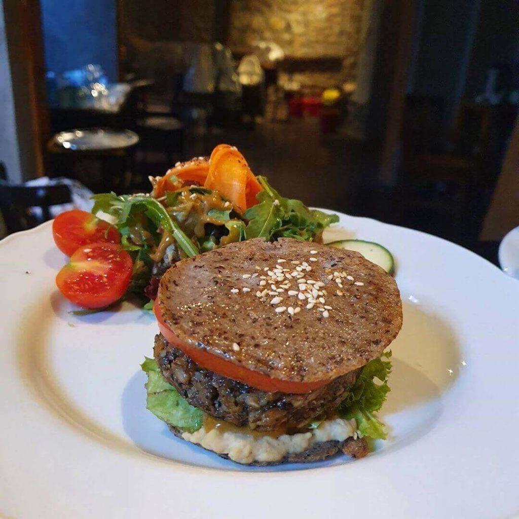 vegan burger radost fina kuhinjica beograd