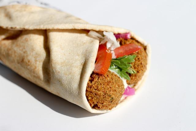 falafel sendvić hummus bar beograd