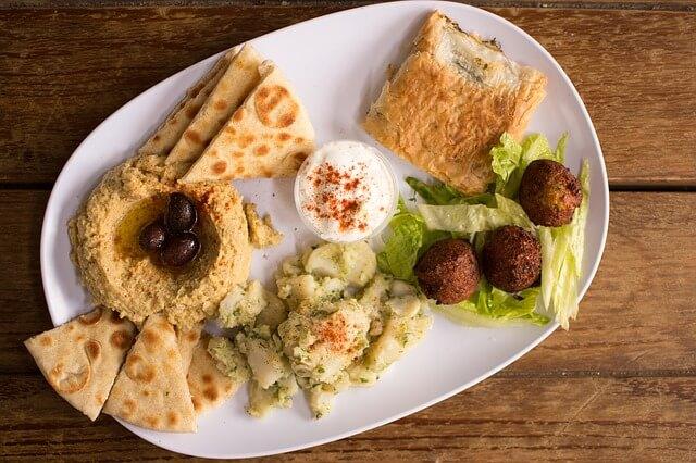falafel obrok shawarma jerusalim beograd